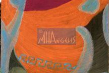 ---    A   R   T   ---  P A I N T I N G S ----- / Paintings by Marisa H. Angelis - http://www.marisaangelis.com / by Marisa Angelis