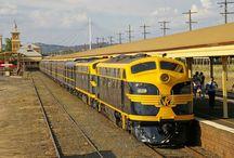 Railways: Antipodean