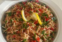 arpa sehriye salatasi