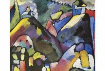 """Wassily Kandinsky"" / Feel free to pin any pictures from the artist Wassily Kandinsky. If you want to be invited just follow the board or comment ADD ME on one of the ADD ME Pins."