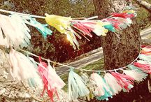 PARTY: decor/ideas / by Melissa {Mama Miss}