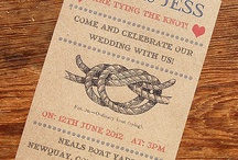 Invitations / Collection of wedding invitations we love.