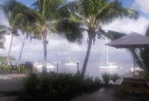 "Paradise Harbours 10 ICA Yachts For One Week! / Thankful to be in such a beautiful place that they called ""Truly Paradise"""