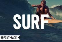 Surf logos