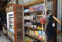 Basils Farm Cafe Retail Cellar Door