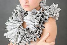Paper Body Jewelry