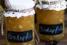 Marmelade / Süßer Brotaufstrich