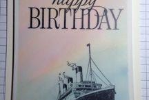 Stampin Up Happy Birthday Everyone
