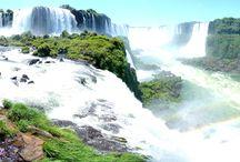 Chutes d'Iguazu Argentine paysages amerique sud / Chutes d'Iguazu Argentine paysages amerique sud