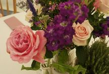 Mr & Mrs Adams Wedding / Wedding flowers and event set up