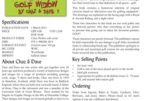 Golf humour book / by Chaz & Dave designs ltd chazanddave.co.uk