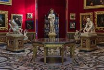 Floransa Uffizi Galerisi / İtalya'nın Floransa kentinde bulunan Uffizi Müzesi ile ilgili tanıtım yazısı ve fotoğraflar.