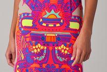 digital print boho theme