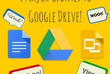 Teaching with Google Drive / Engaging ideas for Middle School students using Google Drive / by Lori B