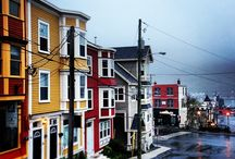The ROCK-Newfoundland Living / Come & explore the oldest city in North America