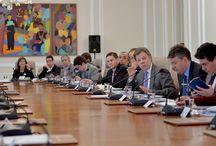 Nuevo Congreso Colombia / El nuevo Congreso colombiano, conformado por 166 representantes a la Cámara y 102 senadores, quedó hoy instalado para el periodo 2014-2018 con la responsabilidad de legislar la paz y el postconflicto