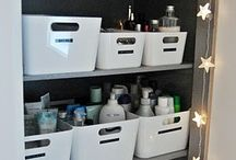 Bathroom / Ideas and Organised