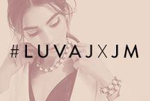 LUV AJ X JEWELMINT / by JewelMint