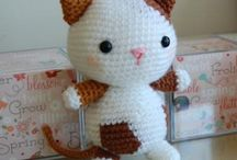 Cute Crochets / All the cute crochet descriptions and pictures I would love to try