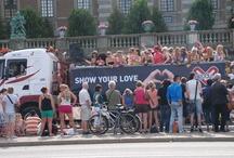 Stockholm Pride / by Jagodu .com