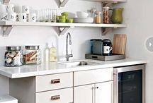 Kitchens I Love / kitchen design for small spaces
