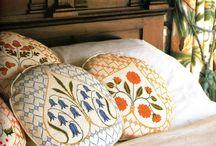 cross stitch cushions