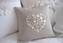 текстильные подушки