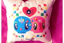 Polypop Cushions