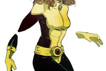 Shadowcat / Kitty Pryde AKA Shadowcat AKA Sprite, not the soda