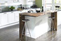 Kitchen bench ideas