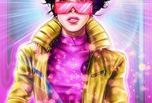 Kick-Ass Female Comic Book Characters