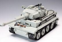 Tanks - Lego