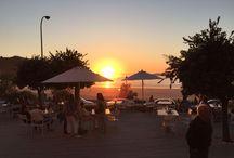 Sunset patos / Restaurante