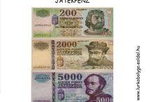 játék pénz
