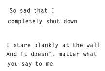depressive
