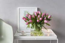 Blomster og stauder