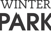 Creative Expressions / We just have to show off new Winter Park branding graphics here and there.