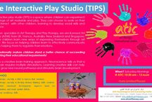 Back to School events and Programmes at Art Therapy International Centre