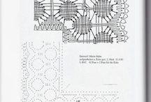 Tombolo Disegni -Bobbin Lace Patterns
