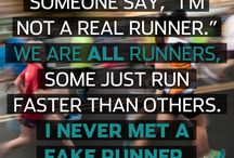 Runner quote / Runner quote