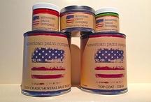 American Paint Company / chalk Paint