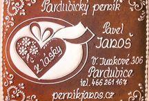 PAVEL JANOŠ - Pardubický perník