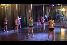 Dance routines