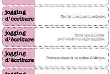 Langue - production écrite