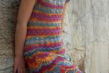 CROCHET: Dresses and Tunics