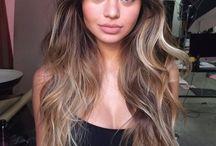 Hair. Style