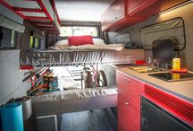Campervan conversion ideas