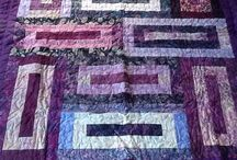 Quilts van een jelly roll