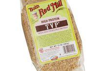 TVP Recipes