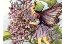 I love Fairies!! / and Mermaids  / by Madeleine O'Hara